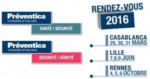 Preventica dates 2016
