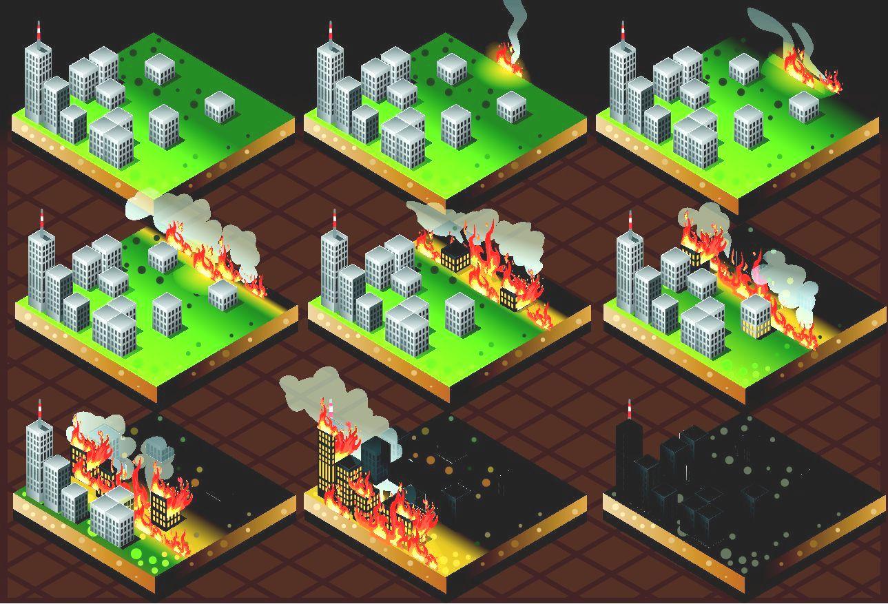 Prévention des incendies sur le lieu de travail