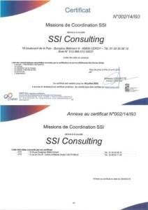 coordination ssi, système de sécurité incendie, lille, rennes, paris, ssi consulting, certification i93