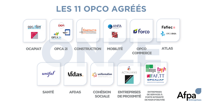 opco, ocpa, formation professionnelle, sst, ssi