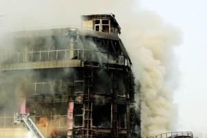 securite incendie, ssi, fortes chaleurs, prévention, entreprise