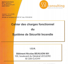 cahier des charges, ssi, coordination